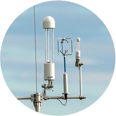 Analisador de fluxo de gases