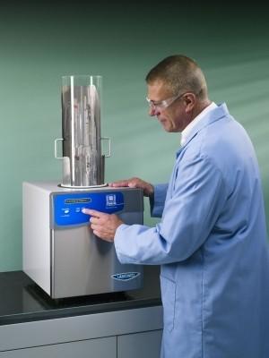 Lavadora automática de vidraria para laboratório