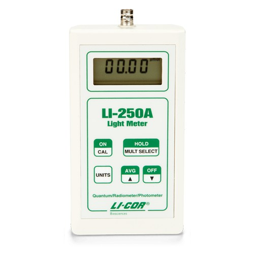 Medidor de radiação solar